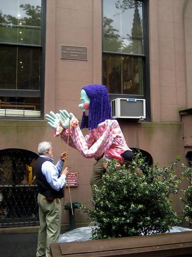 St. Ann\'s Puppet Parade