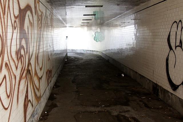 Arthur St. Tunnel