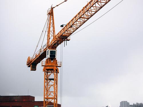 Crane Next Door