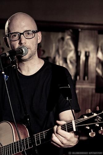 Moby Concert @ Cafe Belga