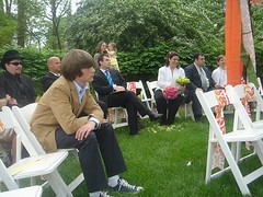 watching the ceremony (alist) Tags: family wedding alist robison alicerobison ajrobison