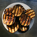world´s best-tasting grilled eggplant