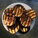 world´s best-tasting grilled eggplant