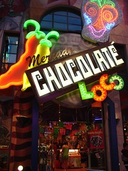 Mercado Chocolate Loco at Universal City Walk
