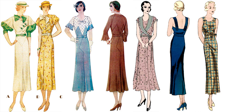 1930's Patterns