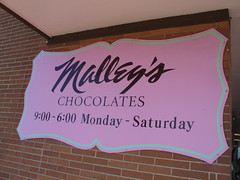 Malley's Chocolates Factory