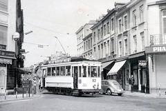 STIV 92-2 (Public Transport) Tags: verviers stiv tram trams tv tramways tramway rail provincedeliège publictranport transportpublic transportencommun wallonie