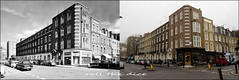 Kendal Street`1962-2017 (roll the dice) Tags: london westminster paddington w2 londonist canon tourism collection changes arabic muslim sad mad corner fashion shops shopping streetfurniture cars architecture local old history retro bygone comparison knowledge nostalgia oldandnew pastandpresent hereandnow flats dwelling himalaya lights bollards empty iraqi food