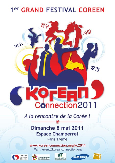 Korean Connection affiche