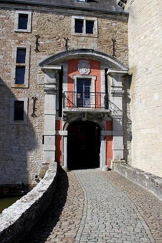 Chateau de Lavaux-Sainte-Anne