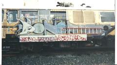 DONER (BGIZL) Tags: art graffiti track ska trains doner tko alighnment