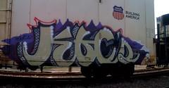 KFC's (+PR+) Tags: railroad streetart chicago graffiti trains kfc spraypaint railfan freight boxcars railcars rollingstock armn rxr reefers benching