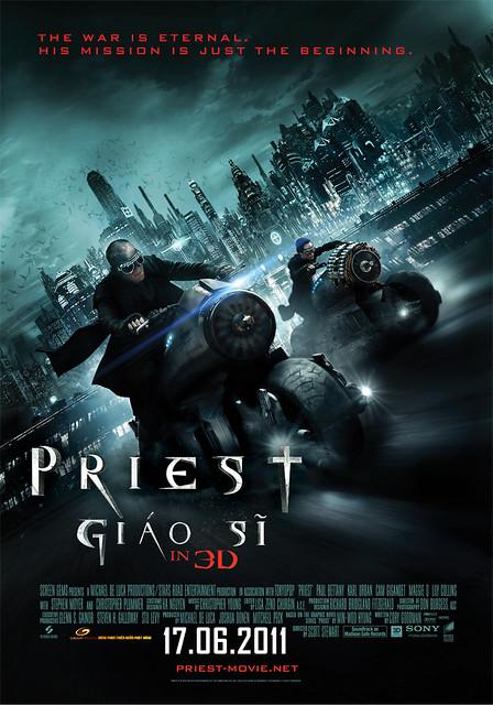 Priest , Giáo sĩ 2011  , Vietsub , Mediafire, ma ca rong 2011, 3d, download medifire,