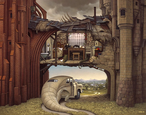 1579677231 3da756b270 Surreal Art of Jacek Yerka
