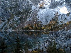 South End of Colchuck Lake