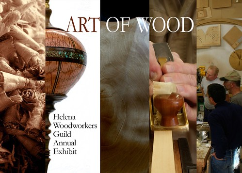 Helena Woodworkers' Guild Annual Art of Wood Exhibit