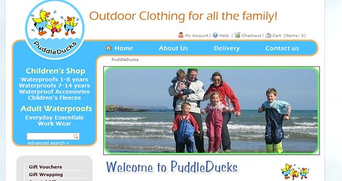 puddleducks website