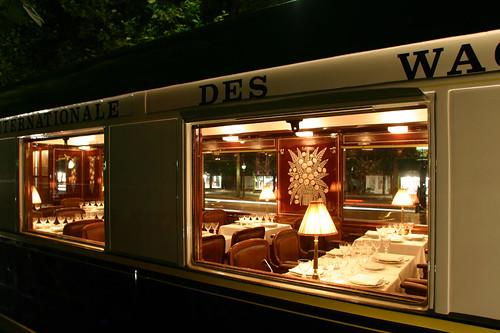 Pullman Orient Express - exterior