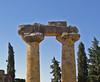 Temple de Zeus a Cirene (detall)