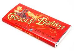 Chocolat Bonnat 100%
