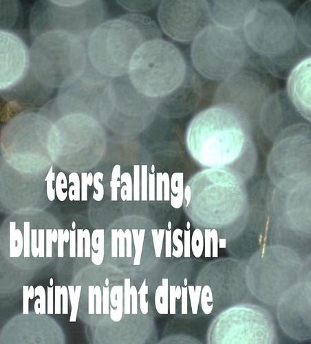 tearsfalling