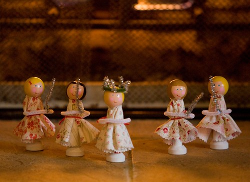Saint Lucia Dolls