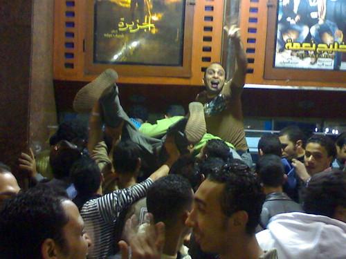 شباك تذاكر فيلم الجزيرة لأحمد السقا