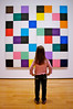 Watching at Ellsworth Kelly - Colors for a Large Wall - 1951 par mikberger
