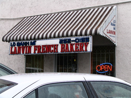 Lanvin French Bakery