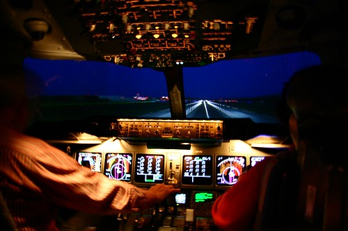 MD-11 Full Flight Simulator