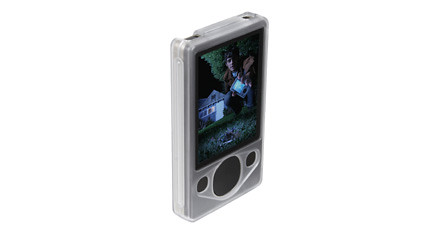 Dragon Shield for Zune 80 - 01 by Zune-Onlinecom