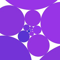 Minimal Doyle Spiral (fdecomite) Tags: spiral packing math doyle ci tangent imagej rcle