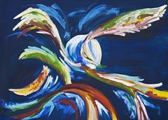 On Blue (eduardopeyras) Tags: paintings cuadros pinturas oleos picturepages jalalspagescoloursoflifealbum
