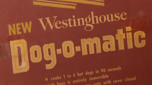 Westinghouse Dogomatic ( Dog-O-Matic )