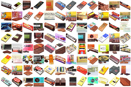 Candy Bars ... lotsa candy bars