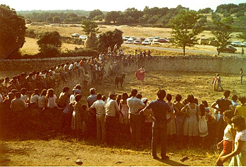 Capea 1989 Almendral de la Cañada por gnd.