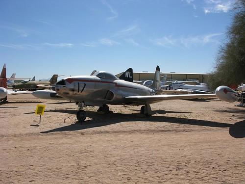 Warbird picture - Lockheed P-80B Shooting Star