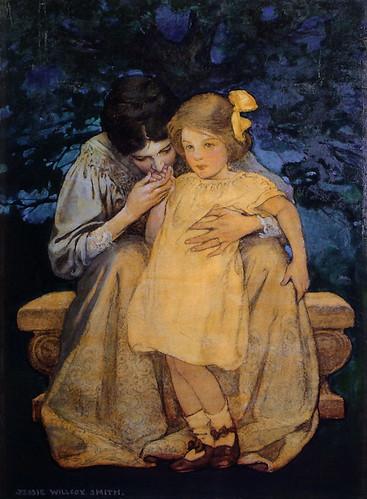 JessieWilcoxSmith-MotherandChild-1908-Large