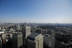 DSC_1901 (blurrysarah) Tags: tokyo shinjuku cityskyline