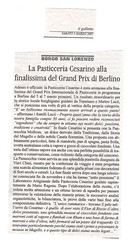 """Pasticceria Cesarino su """"Il Galletto"""""""