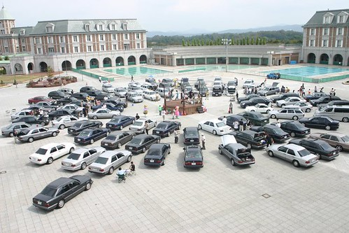 MERCEDES W124 Meeting - All is