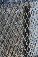 chain-link (Lydia_Billings) Tags: senecaarmydepot