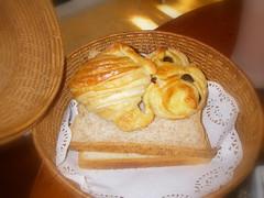 Villa De Daun 麵包