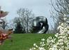 11 Locking Piece, 1963-4 (chericbaker) Tags: sculpture kewgardens kew moore henrymoore mooreatkew