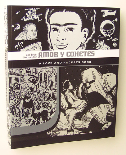 Amor Y Cohetes - A Love and Rockets Book by Los Bros Hernandez