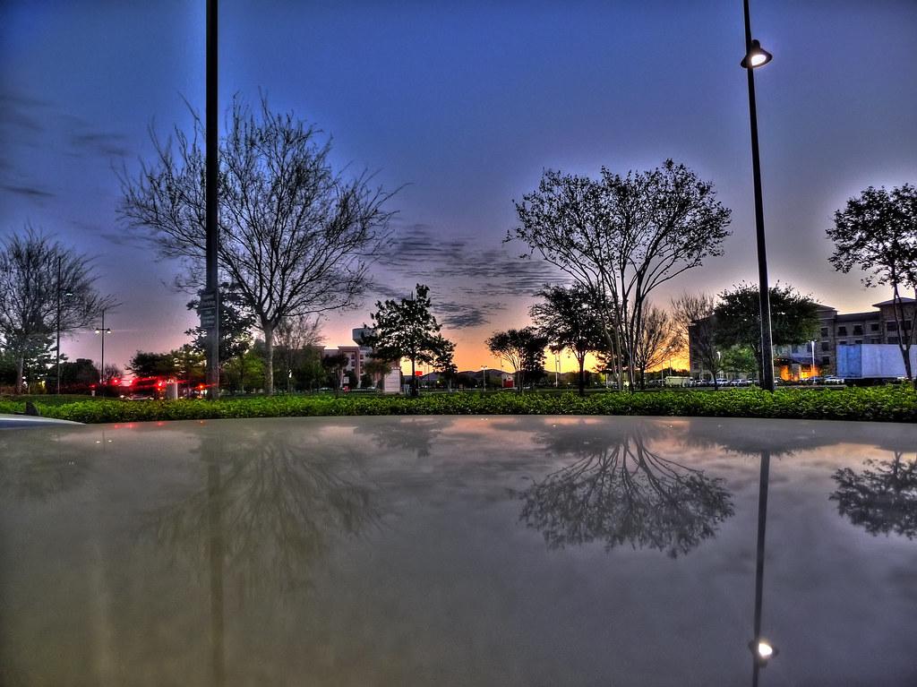 Frisco TX Sunrise