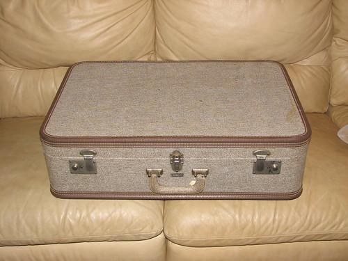 Vintage Suitcase #1