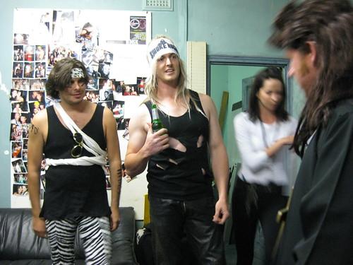 ronnie cockfingers and smokey rockinson