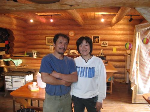Kenzo and Satomi Sokabe