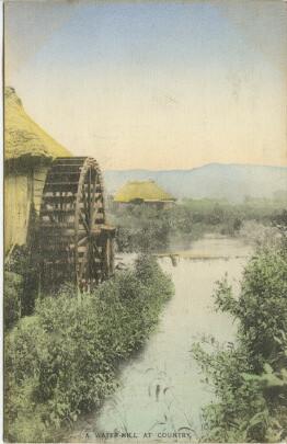 Get a postcard album